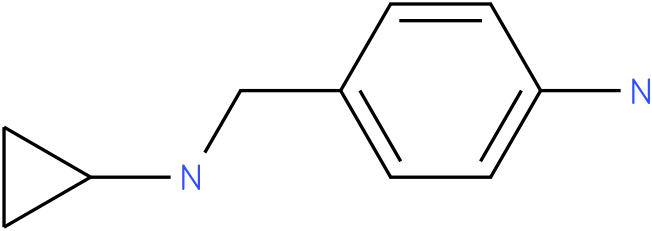 N-Cyclopropyl-4-aminobenzylamine