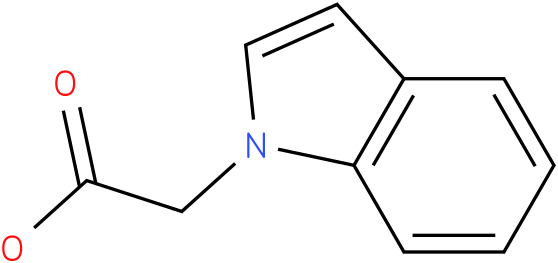 Indol-1-yl-acetic acid
