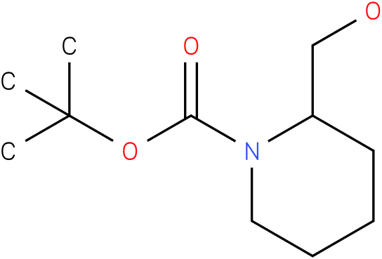 1-Boc-2-piperidinemethanol