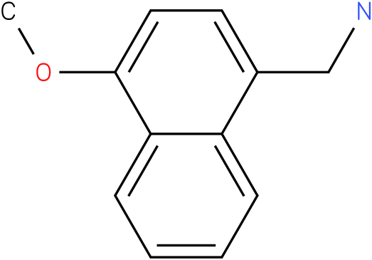 4-Methoxynaphthalen-1-ylmethylamine