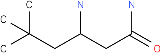3-Amino-5,5-dimethyl-hexanoic acid amide