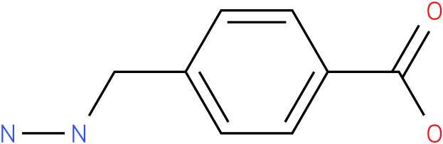 4-Hydrazinomethyl-benzoic acid