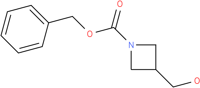benzyl 3-(hydroxymethyl)azetidine-1-carboxylate