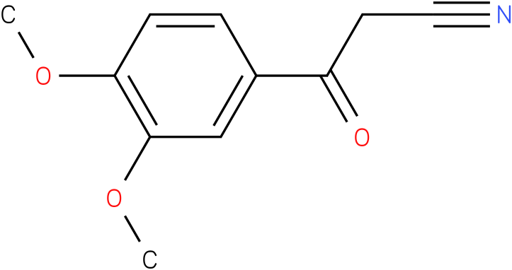 3-(3,4-Dimethoxy-phenyl)-3-oxo-propionitrile