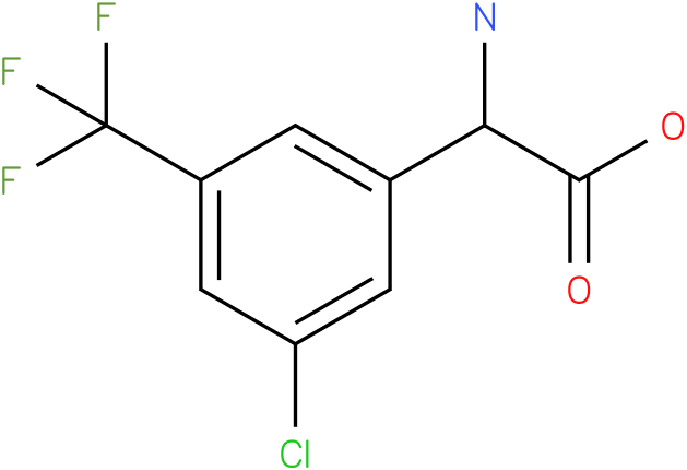 Amino-(3-chloro-5-trifluoromethyl-phenyl)-acetic acid