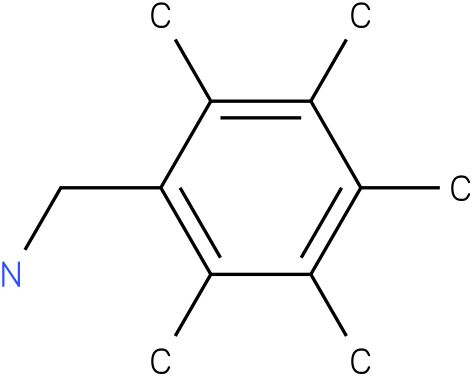 C-Pentamethylphenyl-methylamine