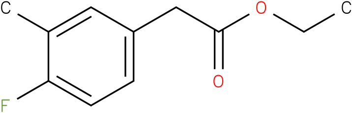 ethyl 2-(4-fluoro-3-methylphenyl)acetate