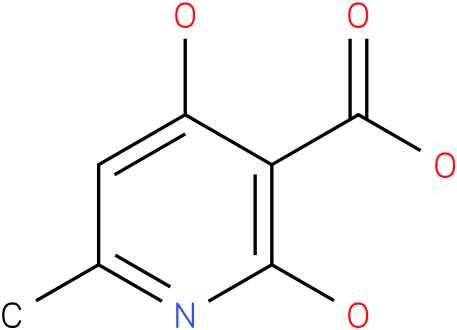 2,4-Dihydroxy-6-methyl-nicotinic acid