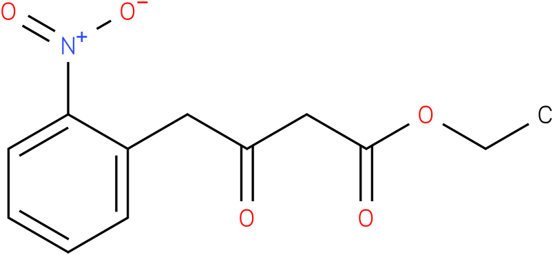 4-(2-nitro-phenyl)-3-oxo-butyric acid ethyl ester