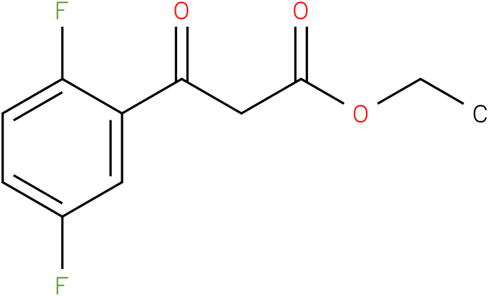 Ethyl 3-(2,5-difluorophenyl)-3-oxopropanoate
