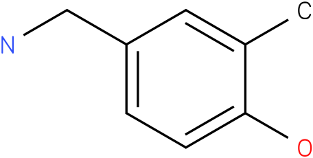 4-Hydroxy-3-methylbenzylamine