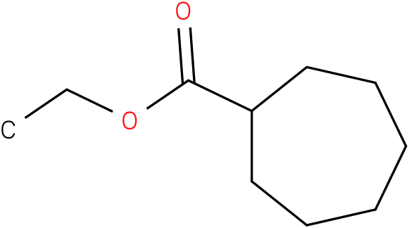 ethyl cycloheptanecarboxylate