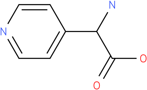 Amino-pyridin-4-yl-acetic acid