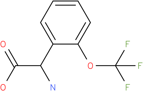 Amino-(2-trifluoromethoxy-phenyl)-acetic acid