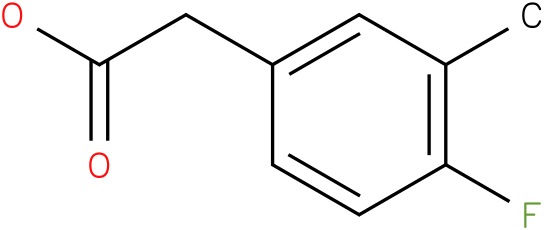 4-fluoro-3-methylphenylacetic aicd