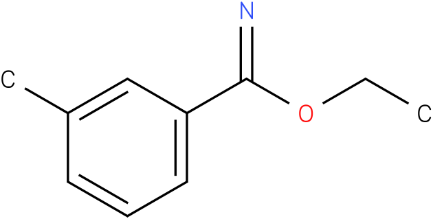 3-Methyl-benzimidic acid ethyl ester