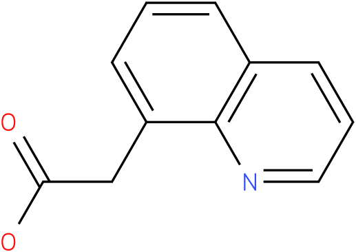 2-(quinolin-8-yl)acetic acid
