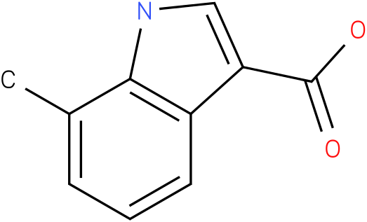 7-methylindole-3-carboxylic aicd