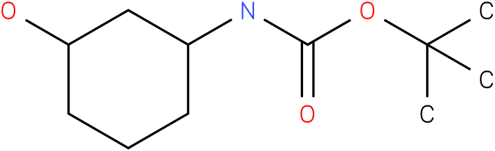 tert-butyl 3-hydroxycyclohexyl carbamate