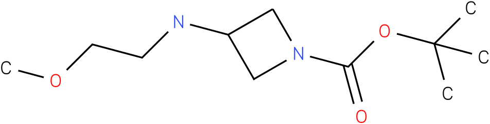 1-Boc-3-(2-Methoxy-ethylamino)-azetidine