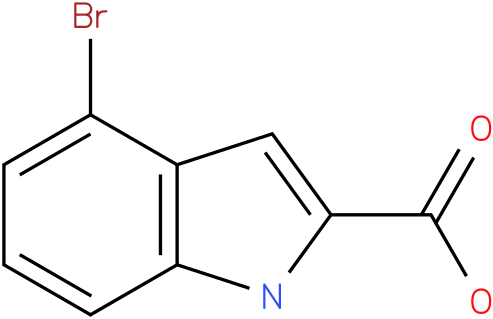 4-bromo-1H-indole-2-carboxylic acid