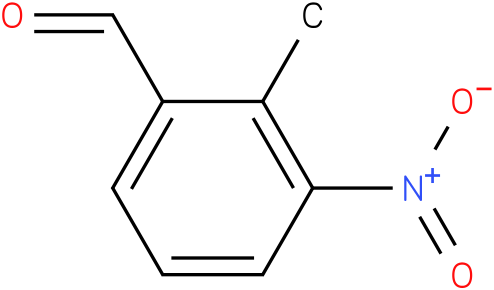 2-methyl-3-nitrobenzaldehyde