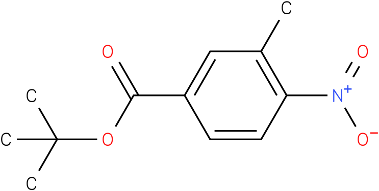 tert-butyl 3-methyl-4-nitrobenzoate