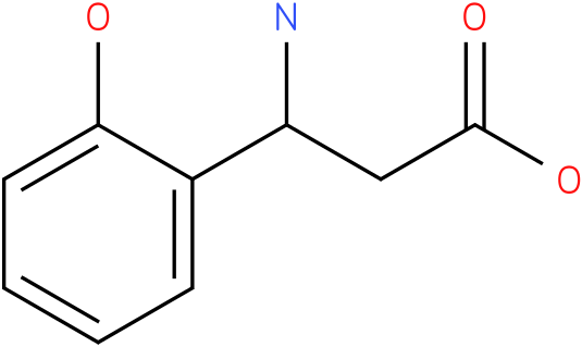 3-Amino-3-(2-hydroxy-phenyl)-propionic acid