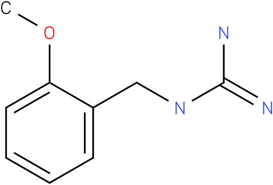 N-(2-METHOXY-BENZYL)-GUANIDINE