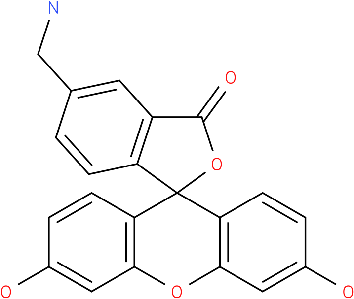 5-(aminomethyl)fluorescein