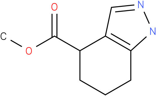 METHYL 4,5,6,7-TETRAHYDRO-1H-INDAZOLE-4-CARBOXYLATE