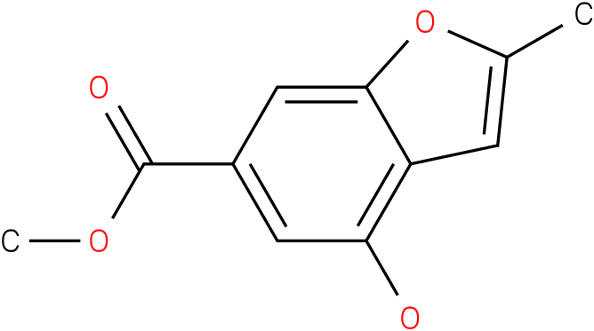 Methyl 4-hydroxy-2-methylbenzofuran-6-carboxylate