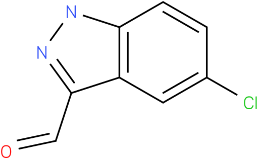 5-CHLORO INDAZOLE-3-CARBOXALDEHYDE