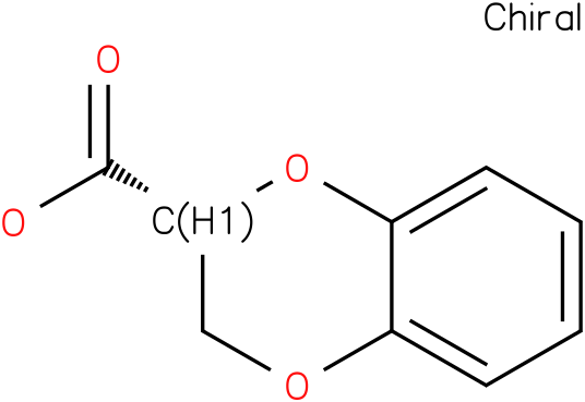 (R)-1,4-Benzodioxane-2-carboxylic acid