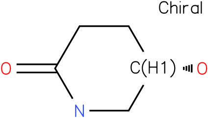 (S)-5-HYDROXY-PIPERIDIN-2-ONE
