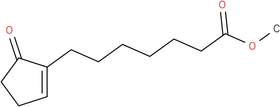 methyl 5-oxocyclopent-1-ene-1-heptanoate