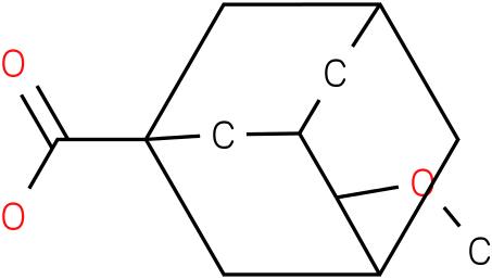 4-methoxy-1-adamantanecarboxylic acid