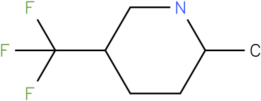 2-METHYL-5-(TRIFLUOROMETHYL)PIPERIDINE