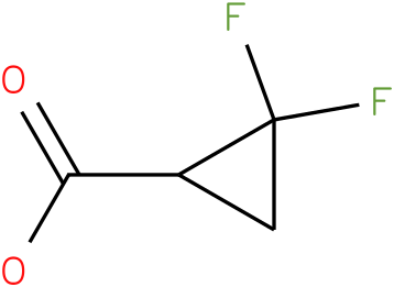 2,2-DIFLUOROCYCLOPROPANECARBOXYLIC ACID