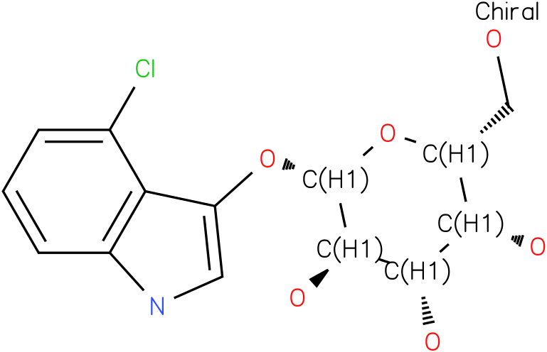 4-CHLORO-3-INDOLYL BETA-D-GALACTOPYRANOSIDE