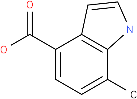7-Methyl indole-4-carboxylic acid