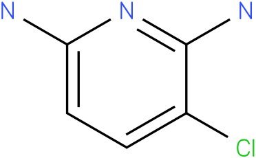 3-chloro-2,6-diaminopyridine