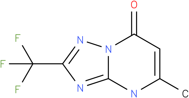 5-METHYL-2-TRIFLUOROMETHYL-4H-[1,2,4]TRIAZOLO[1,5-A]PYRIMIDIN-7-ONE
