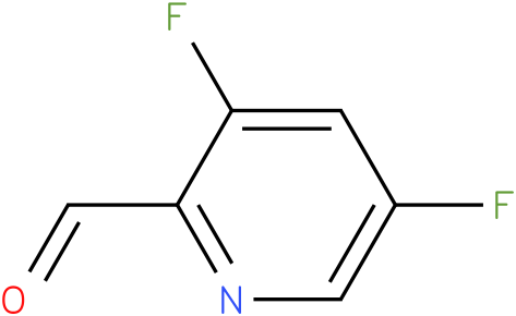 3,5-difluoropyridine-2-carbaldehyde