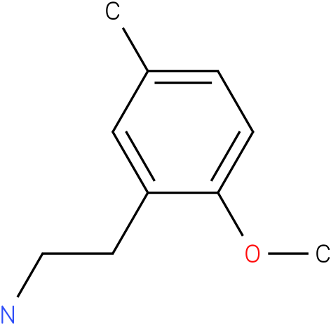 2-(2-Methoxy-5-methylphenyl)ethanamine
