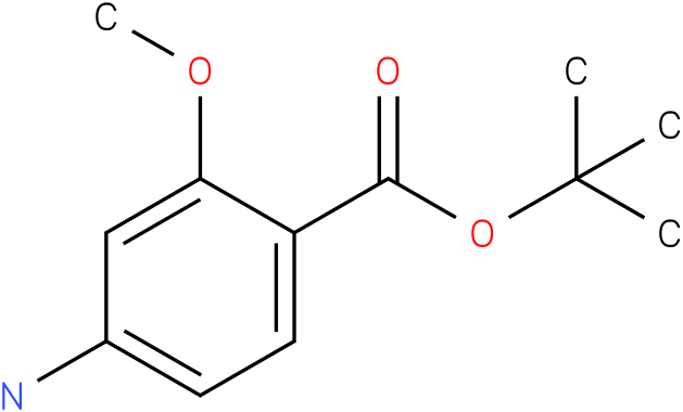 tert-butyl 4-amino-2-methoxybenzoate