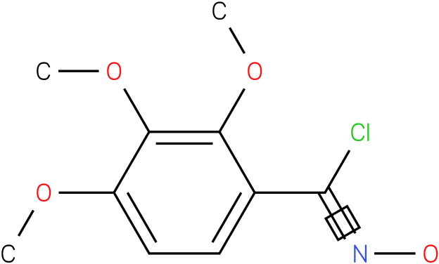 2,3,4-TRIMETHOXY,BENZOYL CHLORIDE OXIME