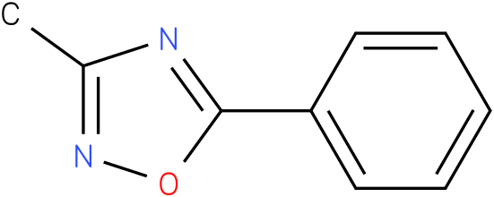 3-METHYL-5-PHENYL-1,2,4-OXADIAZOLE