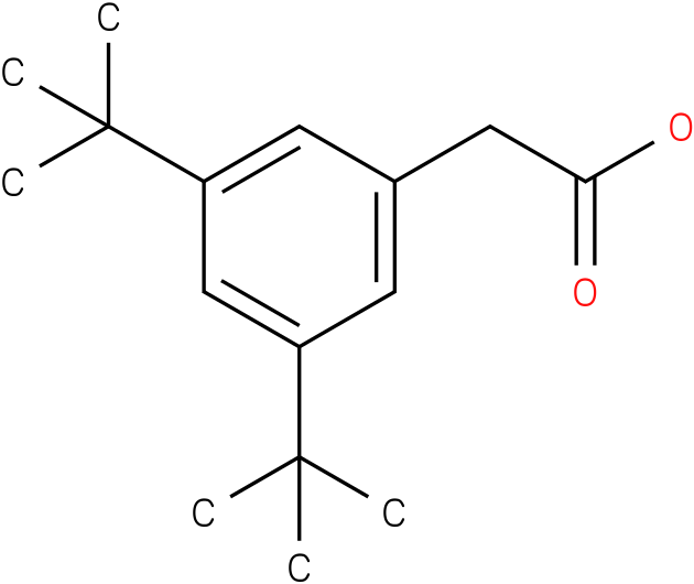 2-(3,5-ditert-butylphenyl)acetic acid