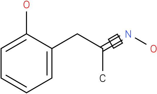 2-Propanone,1-(2-hydroxyphenyl)-,oxime